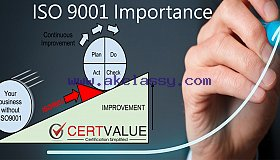 ISO 9001 Certification in Australia