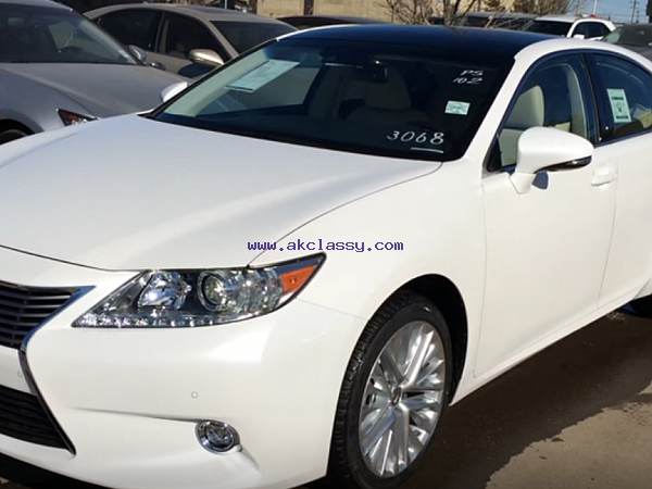 Brand New 2015 Lexus ES 350 Full Options   WHATSAPP +33751101829