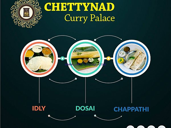 Chettinad Curry | Best Indian restaurant | Best south Indian restaurant