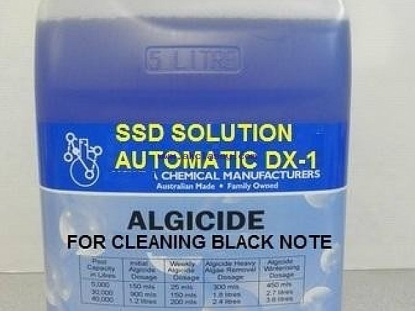Trusted ssd chemical solution for cleaning black