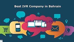 Topmost IVR Service Provider Company in Bahrain