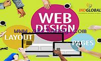 Website Design Company in Dubai | Indglobal