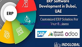 ERP Software Development Company in Dubai | Indglobal