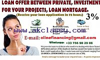 LOAN OFFER BETWEEN INDIVIDUAL!