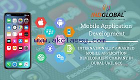 Mobile App Development Company in Dubai, UAE | Indglobal
