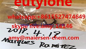 Brown eutylone Crystal Pure Research Chemicals