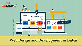 Website Design Company in Dubai | Indglobal