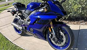 yamaha r6 model 2018 in good condition for sale