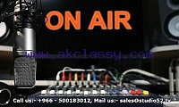Radio Voice Over Talent in Saudi Arabia