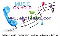 Music On Hold Production Company in Saudi Arabia