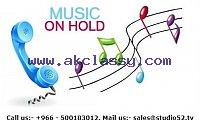 Music On Hold Production Company in Saudi Arabia