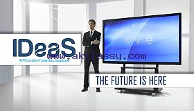 Smart Intelligent Screen for meeting room/ 55, 65 and 75 inch