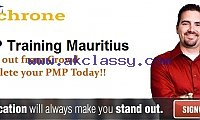 PMP Certification Training Course in Mauritius