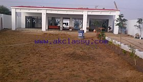 Commercial Farm Houses Plots and Land on installment