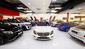 Best Car Showroom in Dubai