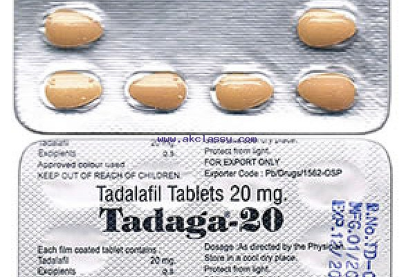 Tadaga 20mg for sale