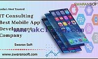 Best App Development Company in Gurugram-  Swaran Soft