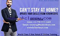 Cant Stay At Home idle ? Let's Start Online Training With H2kinfosys