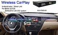 BMW X3 F25 Auto Wireless Apple CarPlay Box Original Screen Update