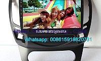 DFSK AX3 Car audio radio android GPS navigation camera