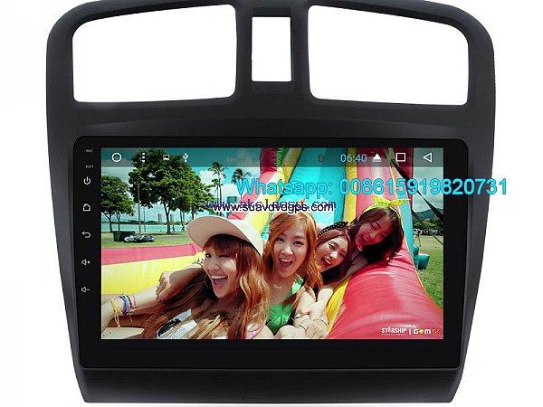 DFSK Glory 370 Car radio android GPS navigation camera