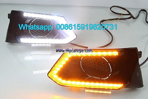 Nissan Altima DRL LED Daytime Running Lights autobody parts